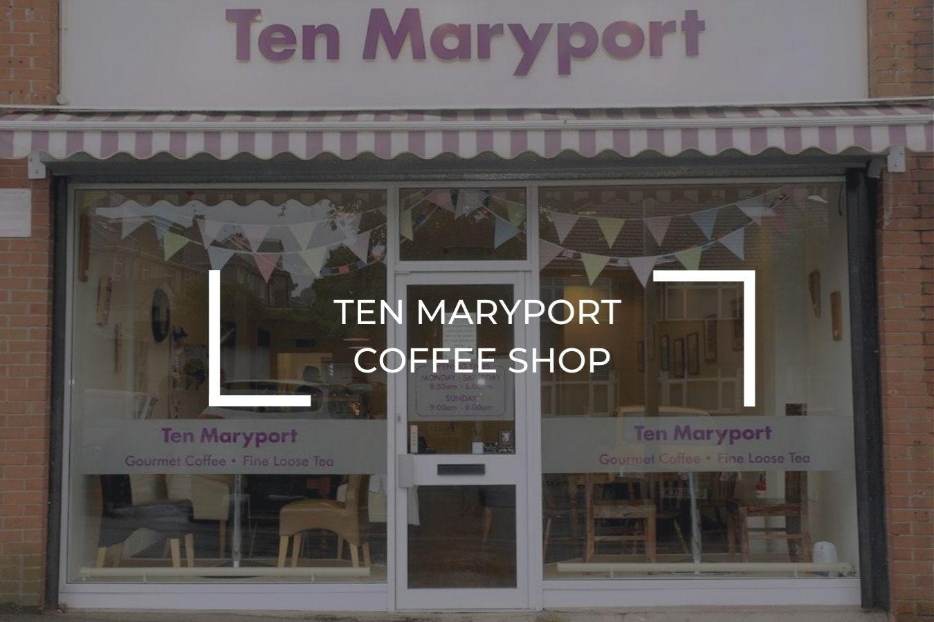 10 maryport coffee shop